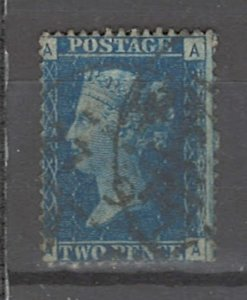 COLLECTION LOT # 3261 GB #29plate15 1858 CV=$35