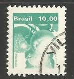 BRAZIL 1663 VFU C849-2