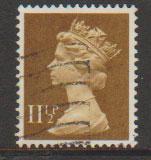 GB Machin  SG X942 11½p   phosphorised paper  Harrison