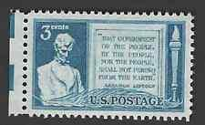 SCOTT # 978 LINCOLN SINGLE MINT NEVER HINGED 1947 GEM