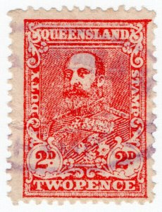 (I.B) Australia - Queensland Revenue : Stamp Duty 2d