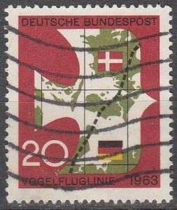 Germany #864 F-VF Used  (SU2751)