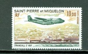 ST.PIERRE & MIQUELON TRANSATLANTIC  #C54...MNH...$50.00