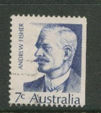 Australia SG 505  VFU  Booklet stamp middle right
