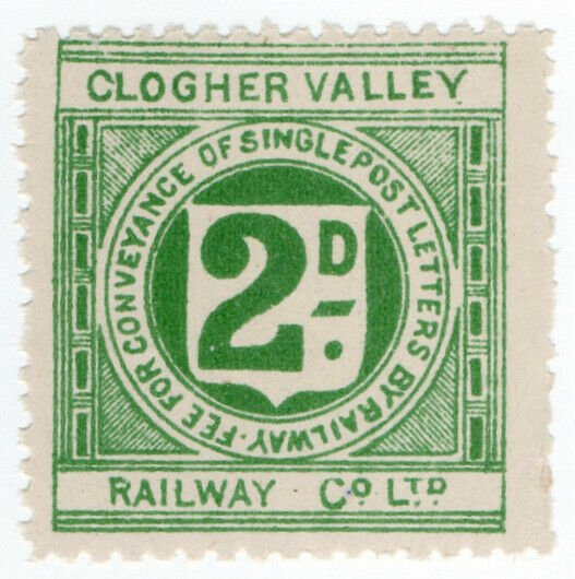 (I.B) Clogher Valley Railway : Letter 2d