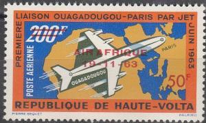 Burkina Faso #C10  MNH VF (SU2210)