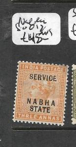 INDIA NABHA (P2701B) QV  3A  SGO12  MOG
