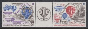 FSAT C82a Balloons & Airships MNH