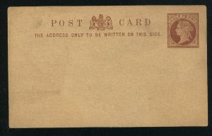 Great Britain early postcard Mint   PD