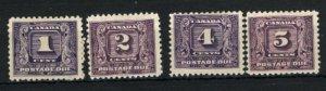 C J6-9  Mint  VF 1930-32 PD  CV($100.00)
