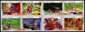 HERRICKSTAMP NEW ISSUES PHILIPPINES Heritage Month 2019 Women Block