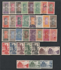 Dahomey (French) a small collection