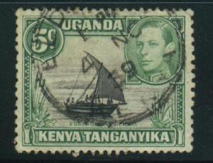 Kenya - Uganda - Tanganyika Sct # 67; Used