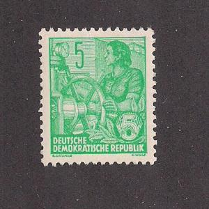GERMANY - DDR SC# 188 F-VF LH 1953