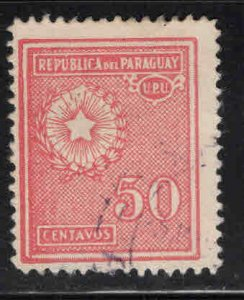 Paraguay Scott 281 Used stamp