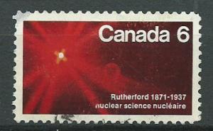Canada SG 676  FU