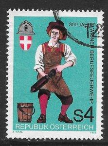 Austria Used [8934]