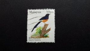 Malaysia 2005 Birds Used