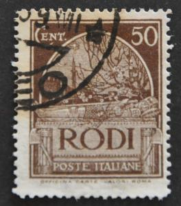 Italian Offices Abroad – Rhodes Scott #60 – USED