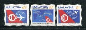 Malaysia #340-2 MNH