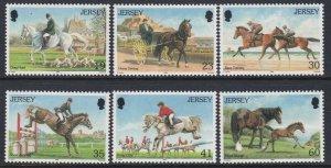 767-72 Horses MNH