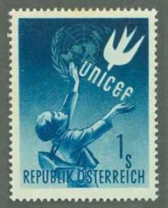 Austria 559 Mint VF LH