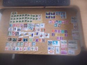 Plethora og Great Stamps CV $90