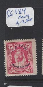 JORDAN  (P1510B) SG 184   MOG