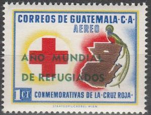 Guatemala #C235  MNH F-VF (SU2522)