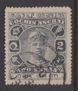India Cochin Sc#31 Used