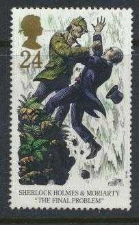 Great Britain SG 1788  Used  - Sherlock Holmes