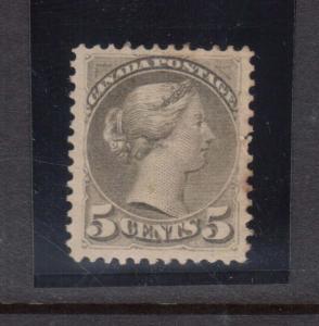 Canada #38 VF Mint