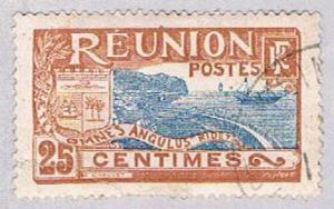 Reunion 73 Used Coat of Arms 1907 (BP30413)