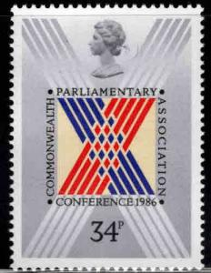 Great Britain Scott 1156 MNH** 1986 stamp