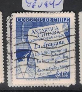 Chile SC 310-1, C199-200 VFU (3dpw)