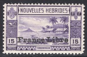 NEW HEBRIDES-FRENCH SCOTT 69