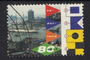 Netherlands 1995  used  Sail Amsterdam 80 ct    #