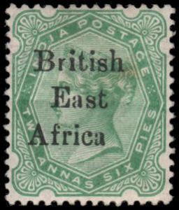 British East Africa 58 mlh