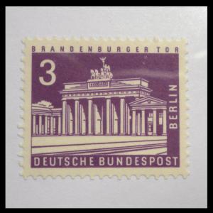 GERMANY OCCUPATION STAMP 1956. SCOTT # 9N120A. MINT