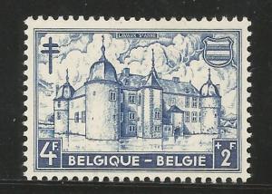BELGIUM, B509, MNH , LAVAUX CASTLE