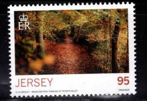 Jersey Scott 1908 MNH** 2015 stamp