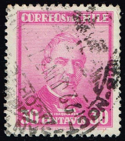 Chile #185 Jose Joaquin Perez; Used (0.35)