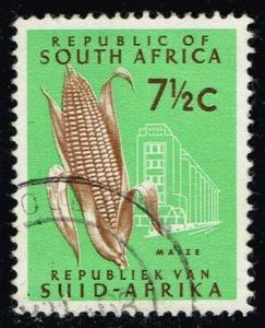 South Africa #335 Corn; Used (0.25)