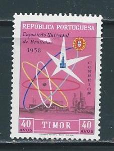 Timor 288 Brussels Fair single MLH