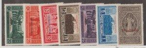 Tripolitania Scott #28-34 Stamps - Mint Set