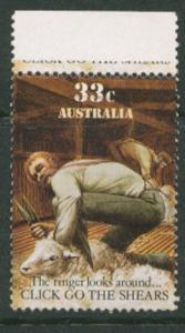 Australia SG 1015 VFU