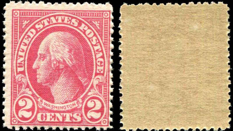 Counterfeit Looks Like 554 1923 Issue OG NH Perf About 14 MNH