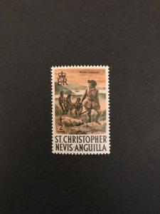 St. Christopher-Nevis-Anguila 1970 #206 MNH, CV $.25