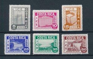 [104340] Costa Rica 1967 Electricity  MNH