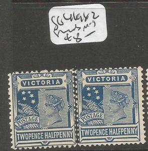 Victoria SG 419, X2 Shades MOG (10cnj)